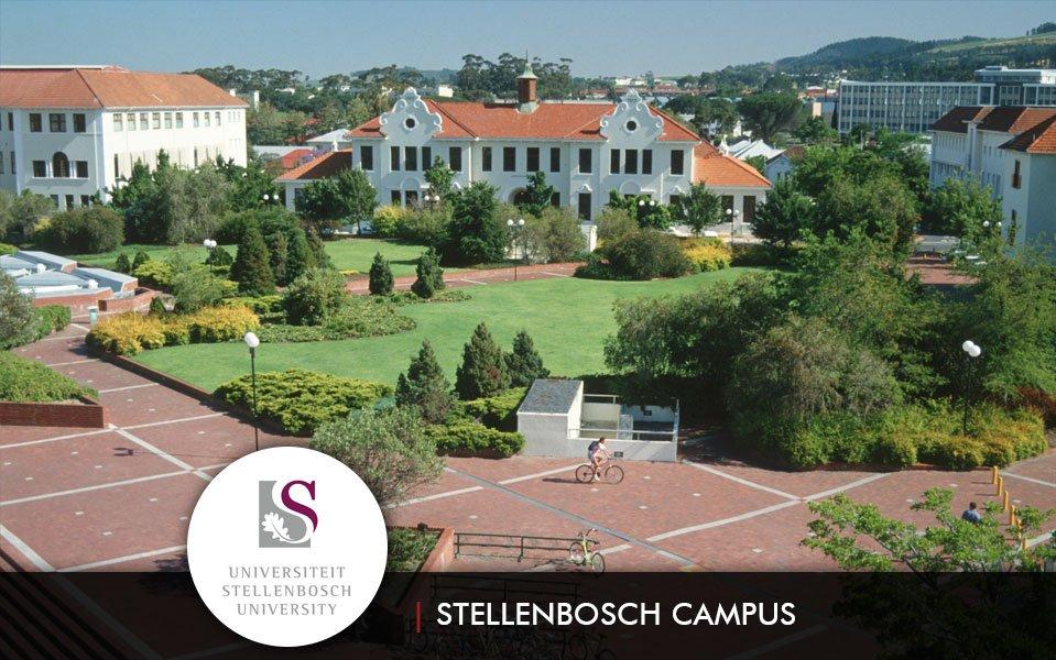 Stellenbosch University   Top South African University
